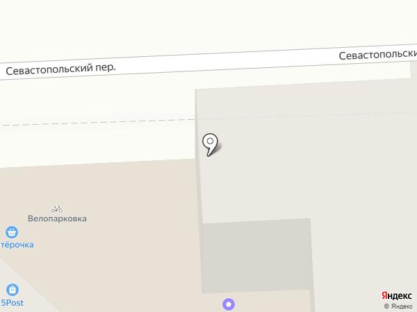 1-ая АВТОБАЗА на карте Самары