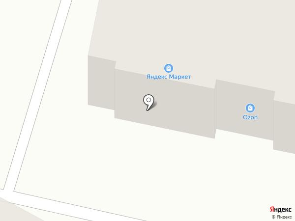 Рак и щука на карте Самары