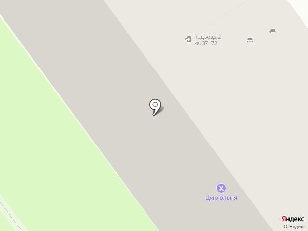 Алла на карте Самары