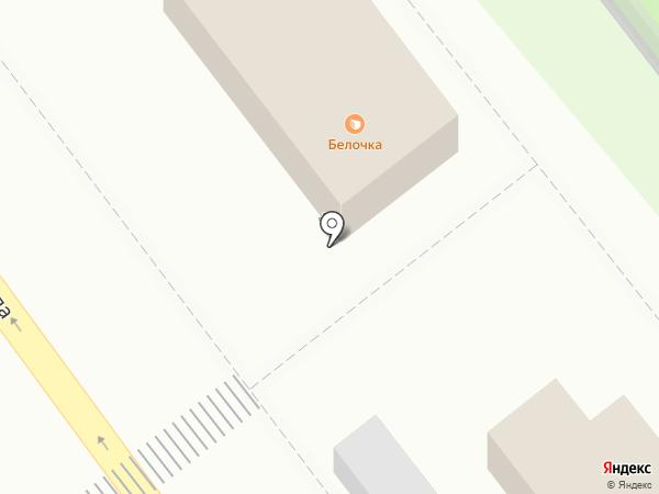 Лилия на карте Самары