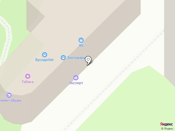 За гранью страха на карте Самары