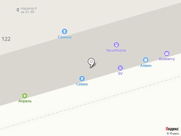 Главпиво на карте Самары
