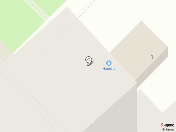 Бико на карте Самары