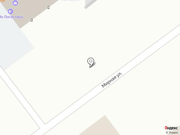 Страховая компания на карте Самары