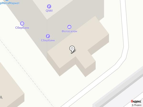 Бриджит-2008 на карте Самары