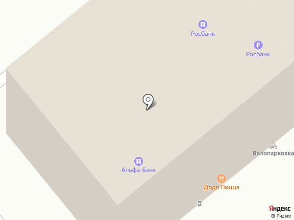 Платежный терминал, Альфа-банк на карте Самары