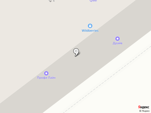 ДРАЙВ на карте Самары