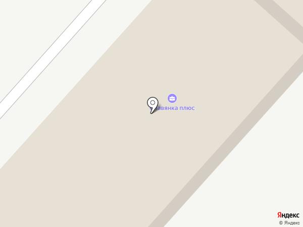 Гамма на карте Самары