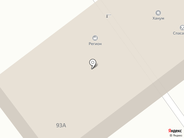 СЭМ-СТРОЙ на карте Самары