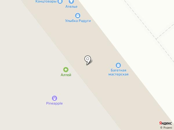 Stylus на карте Самары