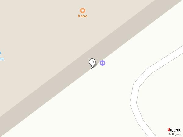 Кафе на карте Самары
