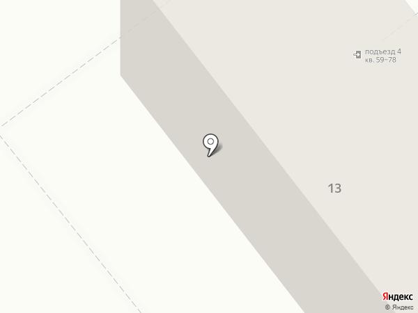 Ринтек на карте Самары