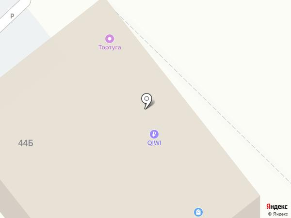 Л-тур на карте Самары