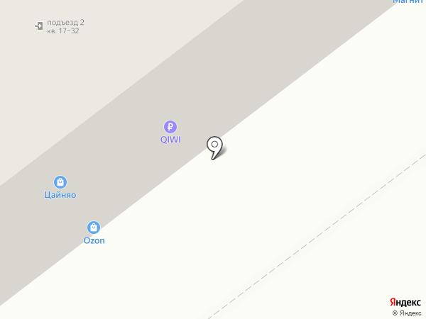 Эксперт 4х4 на карте Самары