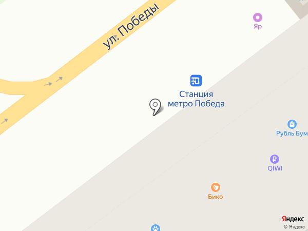 Лото`с на карте Самары