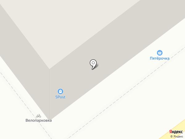 Qiwi на карте Самары