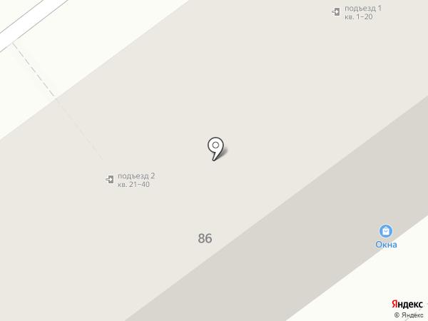 Магазин игрушек на карте Самары