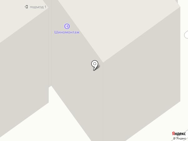 Скарлетт на карте Самары