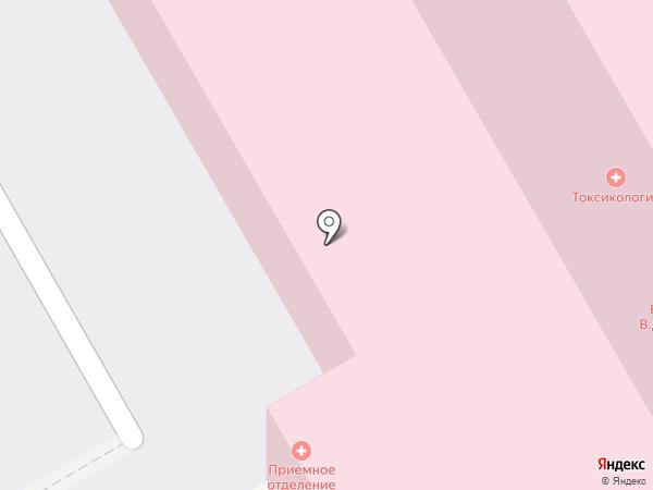 Сластена на карте Самары