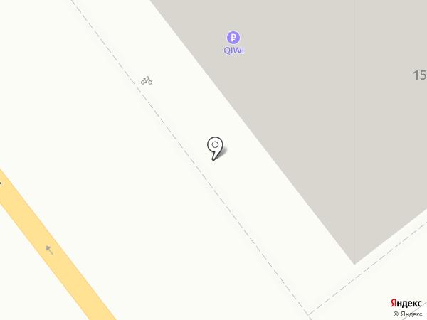 Пятерочка на карте Самары