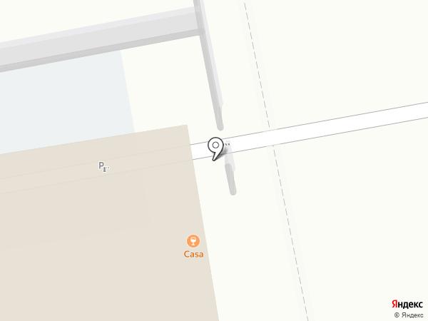 Скай Вей Групп на карте Самары