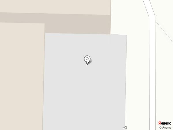 Анпак на карте Самары