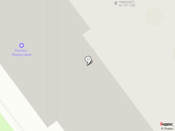 АНИК на карте Самары