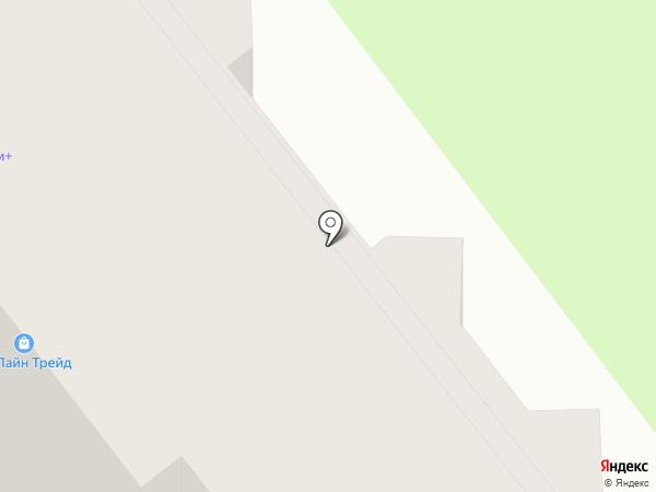 Свинья на карте Самары