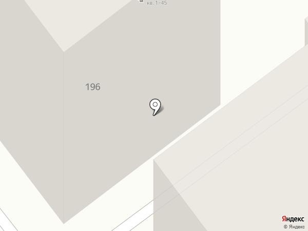 Квартал на карте Самары