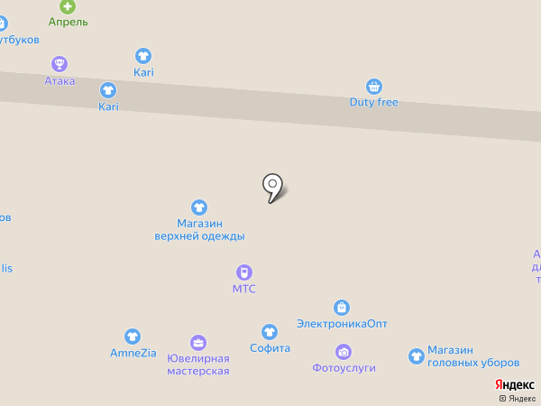 Компания по оказанию фотоуслуг на карте Самары