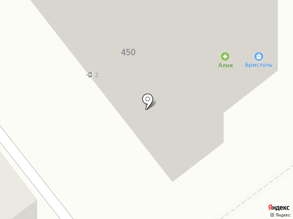 Четыре лапы и хвост на карте Самары