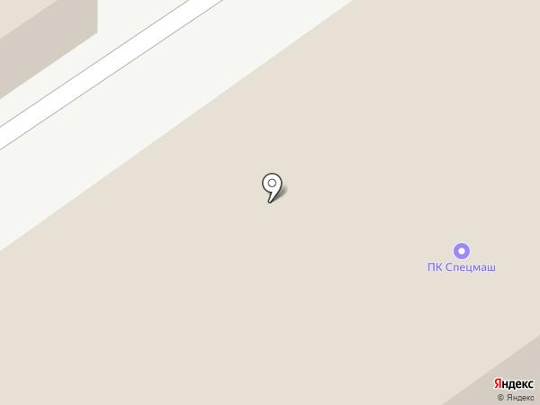 Альфа Сервис К на карте Самары