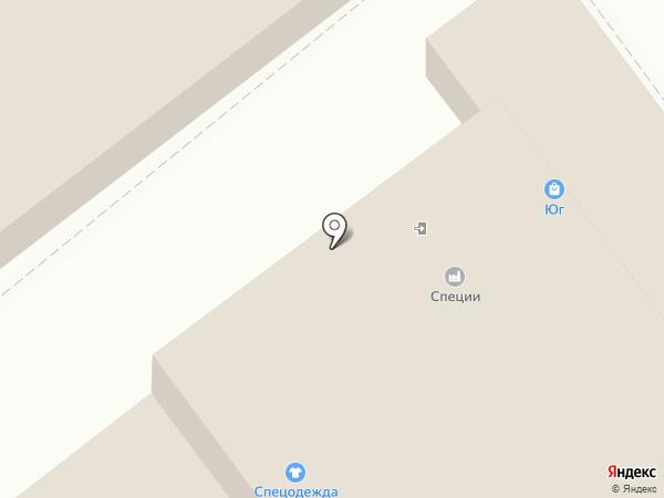 Церковная лавка на карте Самары