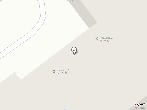 Cardan на карте Самары