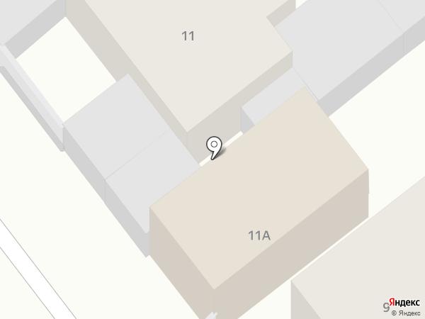 AS на карте Самары