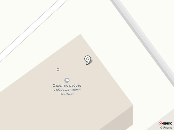 Администрация Промышленного района на карте Самары