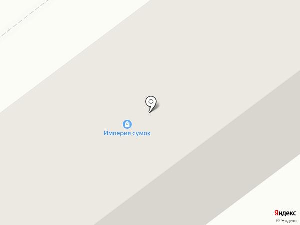 Галерея на карте Самары