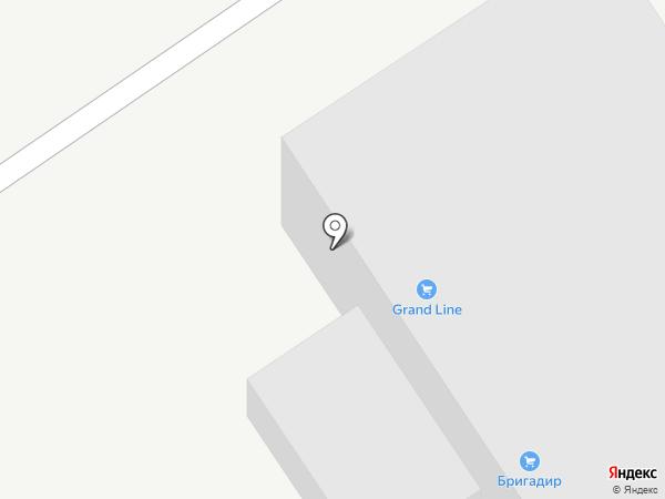 Столярная мастерская Сергея Лакутина на карте Самары