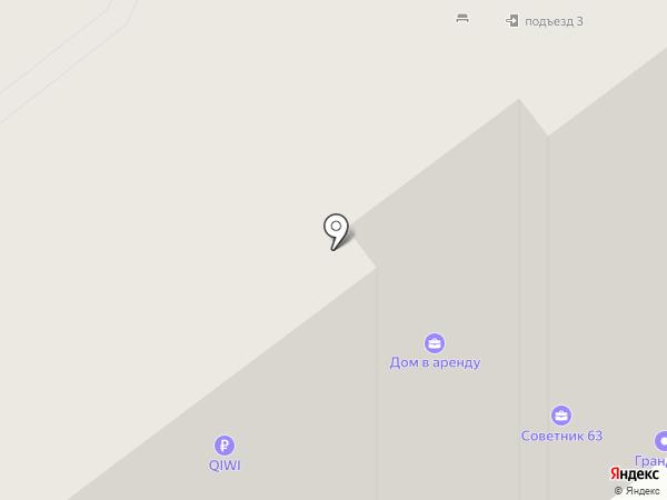 Talento на карте Самары
