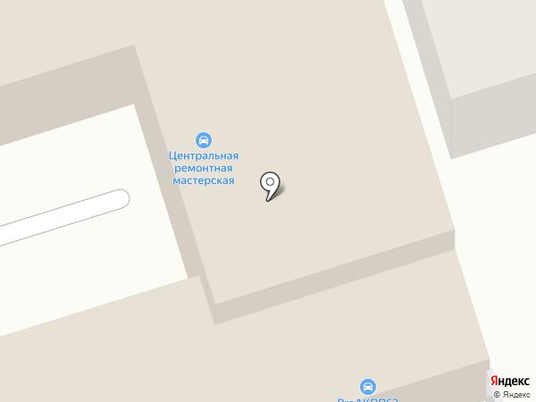 Компания по ремонтно-сварочным работам на карте Самары