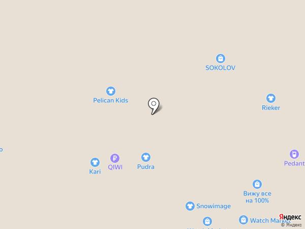 FORSAGE на карте Самары