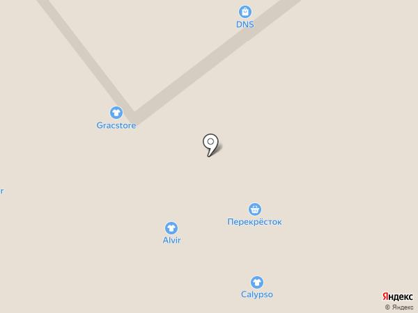 Alvir на карте Самары