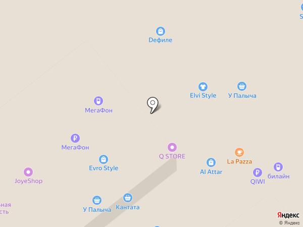 Бижутерия Елены Мухиной на карте Самары