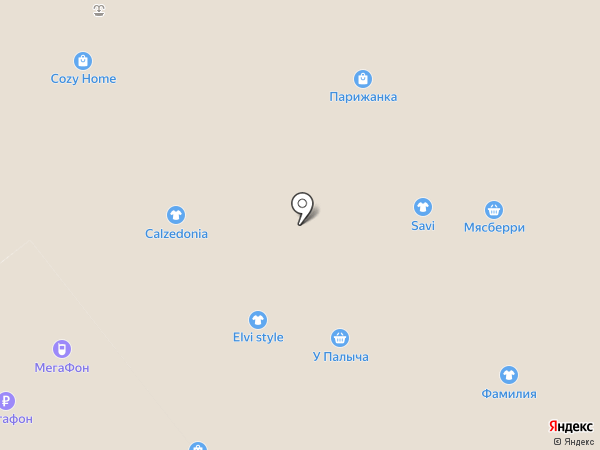 Serginnetti на карте Самары