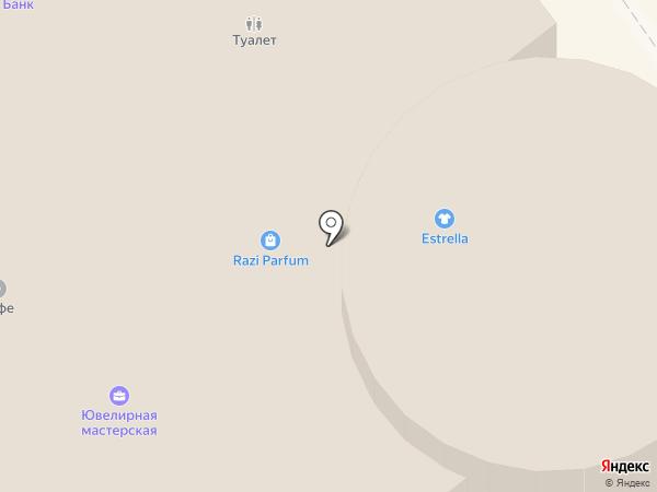 LOFT на карте Самары