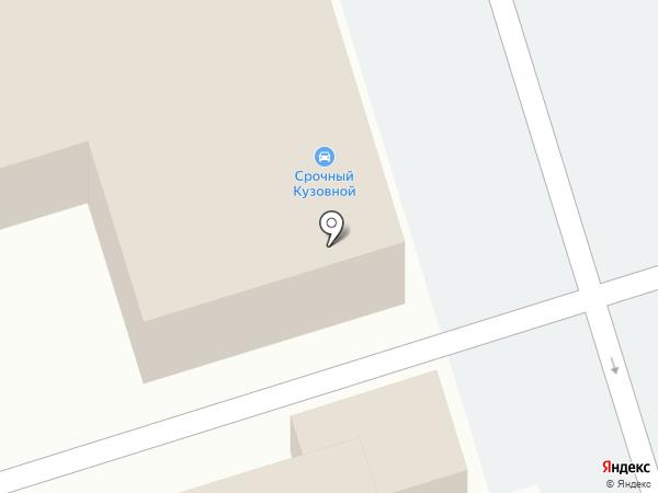 СК на карте Самары