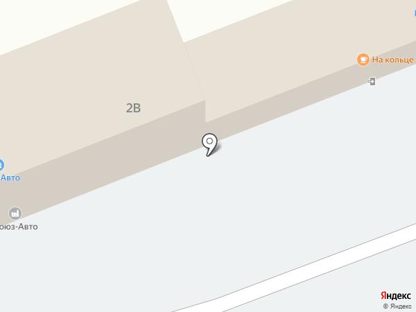 Союз-Авто на карте Самары