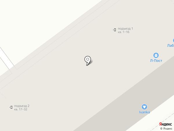 Классик на карте Самары