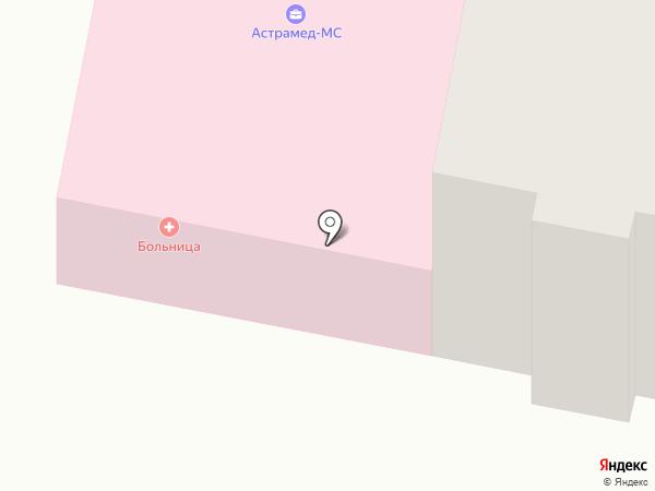 Банкомат, ВБРР на карте Мирного