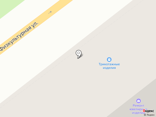 Магазин автозапчастей на карте Самары